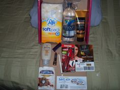 Products I received from Influenster