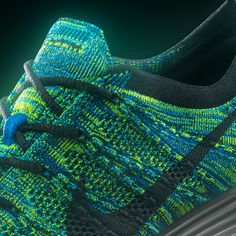 HTM Trainer  - Nike's Flyknit kicks in bold new colors just in time for the Olympics