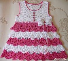 Un hermoso vestido para las niñas