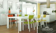 This gorgeous dining area features furnishings from Brooklyn-based. Legend #Interiors, #Hyderabad http://www.legendinteriors.in