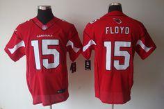 986ff3517 Nike Cardinals Michael Floyd Red Team Color Men s Stitched NFL Elite Jersey