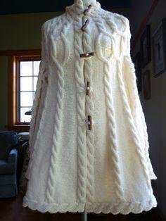 Rhonda's Creative Life: Knitting Paradise. . . . Sooooo beyond my current knitting capabilities, but super gorgeous!