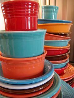 I love Fiestaware!