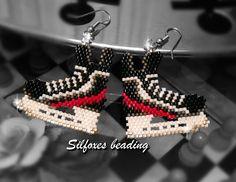 hockey charms for skate lace bracelets