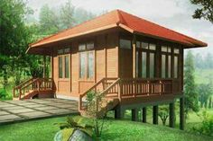 37 Best Simple Wood Houses Images Log Homes Home Decor House Design