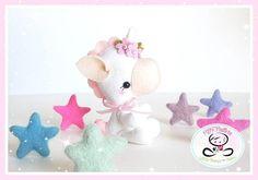 Magic Unicorn PDF sewing pattern-DIY-Baby Unicorn toy