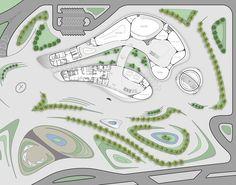 Museum of Natural History Muhammad Ragab University Architecture, Architecture Logo, Urban Design Plan, Plan Design, Museum Plan, Architecture Concept Diagram, Graduation Project, Presentation Design, Natural History