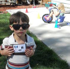 Spy Party for kids, so many ideas + a free printable