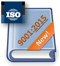 ISO 9001:2015 Quality Manual Template (updated to new version)