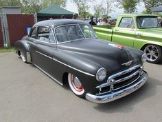 1949 chevrolet DeLuxe coupe by bballchico, via Flickr