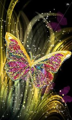 DIY Diamond Painting Cross Stitch sets Home decoration full square Diamond Embroidery butterfly icon painting rhinestones Butterfly Gif, Butterfly Wallpaper, Butterfly Kisses, Art Papillon, Glitter Graphics, 5d Diamond Painting, Beautiful Butterflies, Beautiful Butterfly Pictures, Fractal Art