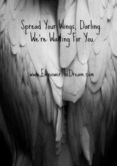 Are you ready to spread your wings and fly?