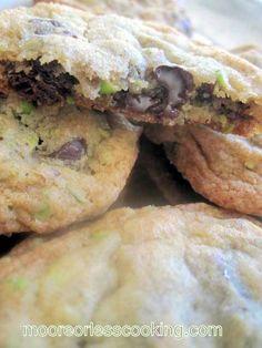 Dark Chocolate, Pistachio & Smoked Sea Salt Cookies - Lynnette_Moore