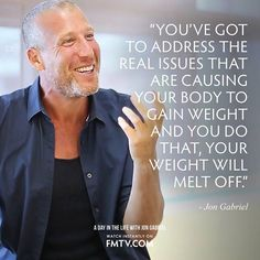 Join us as we share a day in the life with one of the most inspirational men in the weight loss and dieting world! Jon Gabriel is a weight loss and visualization expert and the author and creator of The Gabriel Method - Jon Gabriel Find out more inside FMTV! https://www.fmtv.com/pro…/a-day-in-the-life-with-jon-gabriel