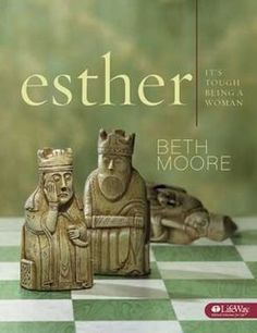 Beth Moore - Esther. Currently doing this, veryyy good!