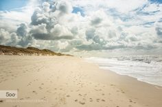 Sylt.Weststrand by ManuelStolle  70D Beach Blue Canon Canon Eos Cloud Eos Holiday Manuel Stolle Ocean Sand Sky Sonne Spazieren Strand