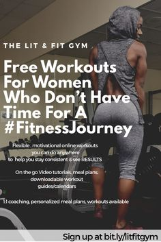 Lit & Fit Gym | Free