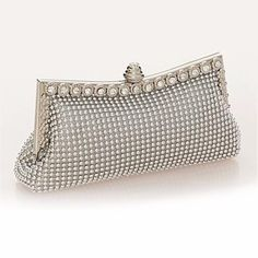 Women's Evening Bag Clutch Austrian Diamond Aluminium Shinestone Evening bags clutch formal purse wedding outfit elegant 2017 modern fashion formal classy colour gifts ideas awesome inspiration womens fashion outlets websites products for sale online shops store buy beautiful fashionable