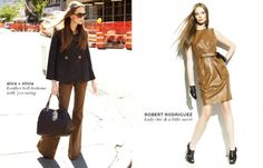 Neiman Marcus leather Look Book