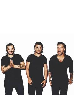 Steve Angello, Axwell and Sebastian Ingrosso.
