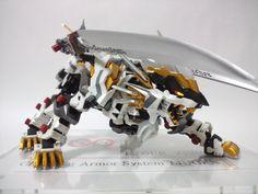Zoids Genesis, Armored Fighting Vehicle, Custom Gundam, Medieval Armor, Gundam Model, Cool Toys, Photo Art, Action Figures, 3d Printing