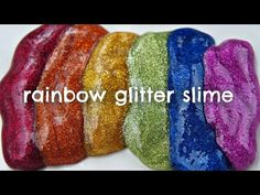 Watch how to make the most beautiful rainbow glitter slime on this Emmymade Kiddo Kraft. Subscribe: https://www.youtube.com/channel/UCQjEdAaQ0zzbrsD-biel8eg ...