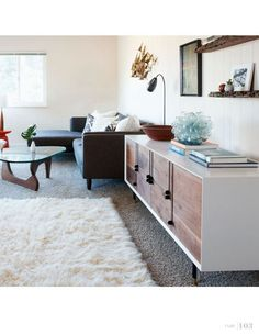 Always love the white box with natural doors and drawers