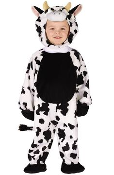 how to make a toddler cow costume halloween pinterest to be a cow and halloween - Baby Cow Costume Halloween