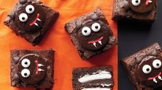 Brownies // Halloween Treats