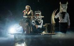 Cixi sul palco del quarto Live Show