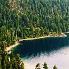 Lake Tahoe | Justina Blakeney