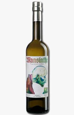 Mansinthe - the Official Absinthe of Marilyn Manson - The NACHTKABARETT