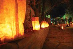 Find Taos Aglow in the Dec. 4 Taos News