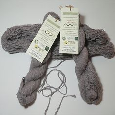 Spring is here!! Certified Organic & Fair Trade Cotton yarn. No harsh chemicals. Plant dyed with Wild Crafted Botanicals: Tara, Huito & a bit of cochineal to balance the gray in the Huito. Metal Salt Mordant: Iron & Alum. Gentle on your skin and so soft to wear. Organic Cotton Yarn, Spring Is Here, Fair Trade, Lavender, Weaving, Plant, Iron, Knitting, Tricot