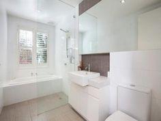 Great wet-room bathroom