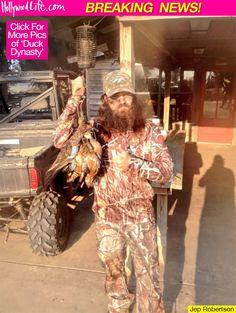 'Duck Dynasty': Jep Robertson Suffers Seizure During Deer Hunting Trip http://makemyfriday.com/2014/10/lsquoduck-dynasty-jep-robertson-suffers-seizure-during-deer-hunting-trip/ #BreakingNews, #Celebrity, #DuckDynasty, #JepRobertson, #News, #NewsandGossip, #tv