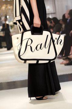 Explore elegant accessories from Ralph Lauren Resort 2014