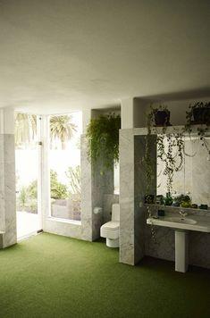 "ESCRITOS-G: ""César Loved to Dance"" | ARQUITECTURA-G Green Interior Design, Vintage Interior Design, Vintage Interiors, Ideal Home, Architecture Design, Minimalism, Living Spaces, Art Deco, Houses"