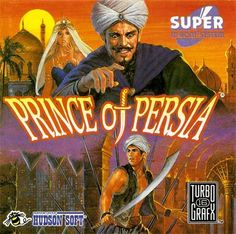 #90sVideoGames 90s Video Games, History Of Video Games, Used Video Games, Prince Of Persia, Game Engine, Box Art, Nostalgia, Nerd, Japan