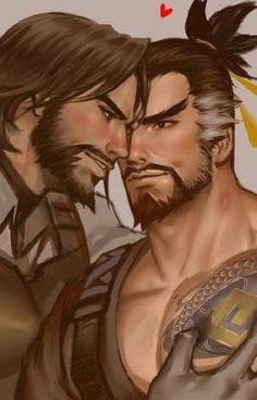 Lee McHanzo de la historia Personajes Hombres de Overwatch opinan sobre Shippeos Yaoi! por HotsuneMokki con 131 lectura...