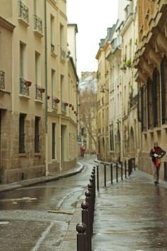 Quartier Latin by Jurate Pickard
