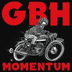 GBH - Momentum Colored Vinyl LP