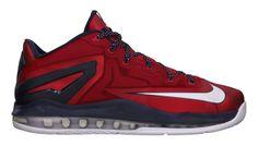 Nike Basketball USA Pack LeBron 11