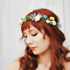 DIY Hair Wreath Contest - Win a ticket to the Renaissance Fair! - Dynamite Editorials (Anaheim, CA) - Meetup