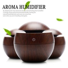 Skin Care Tool Usb Aroma Essential Oil Diffuser Ultrasonic Cool Mist Humidifier Air Purifier 7 Color Change Led Night Light For Office Home Highly Polished