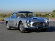 1956 Maserati 3500 GT best looking car they have made to date