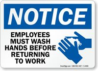 Wild Printable Hand Washing Signs for Employees Senior Solutions, Hand Washing Poster, Hand Symbols, Plastic Signs, Train Pictures, Return To Work, Work Hard, How To Apply, Printables