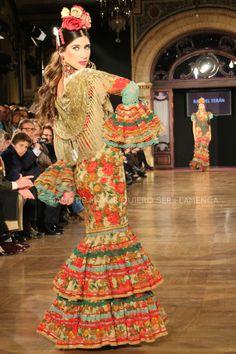 "We love Flamenco 2015 · ""A MI MANERA"" – Raquel Terán   Por Elena Rivera vía Mamá de Mayor Quiero Ser Artista."