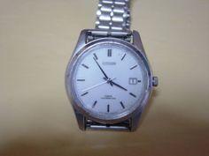 Citizen アンティークシチズンフォーマ10BARエコドライブ腕時計 Watch Antique ¥5000yen 〆08月06日