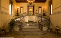 Grand Staircase, Oheka Castle, Long Island, NY